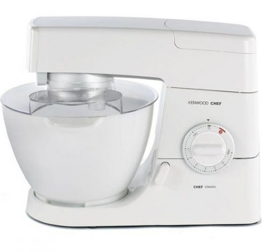 Kenwood classic chef stand mixer joyce s home centre new for Kenwood cooking chef accessoire