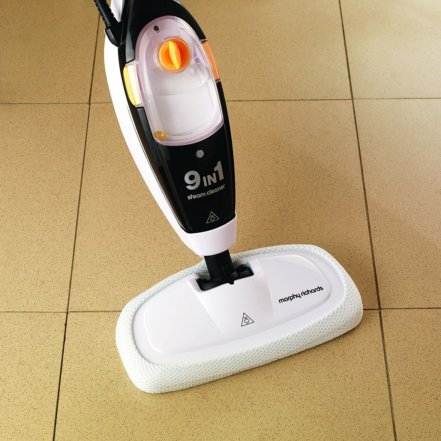 morphy richards 9 in 1 steam mop joyce s home centre new. Black Bedroom Furniture Sets. Home Design Ideas