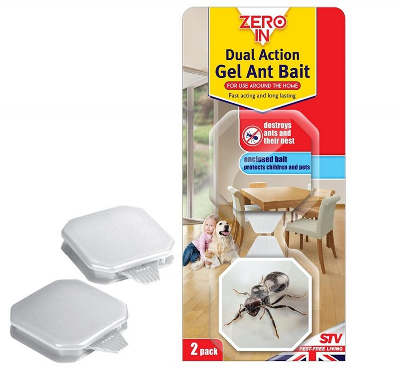 Zero In Dual Action Ant Bait 5 49 Joyce S Home Centre