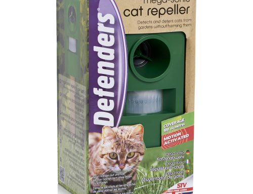 Mega-Sonic Cat Repeller €39.99