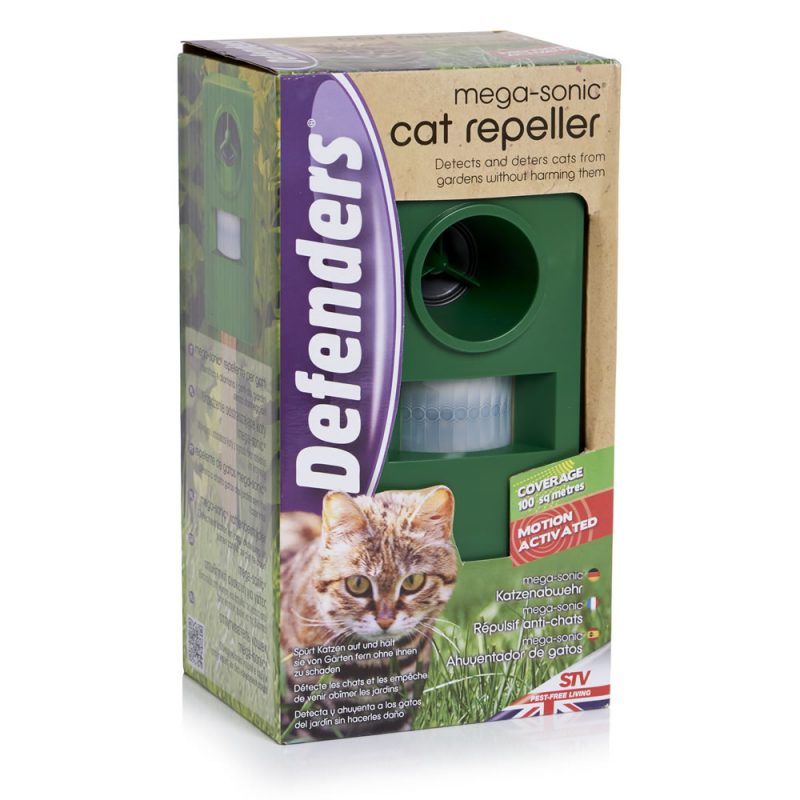 Cat Repeller