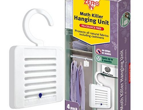 Zero In Moth Killer 2 Pack €5.99